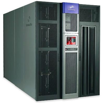 StorageTek SL8500 library