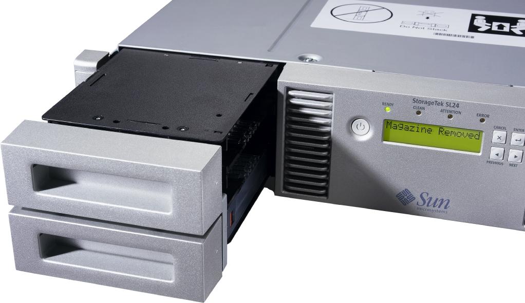 Sun StorageTek STK SL24 Autoloader 15